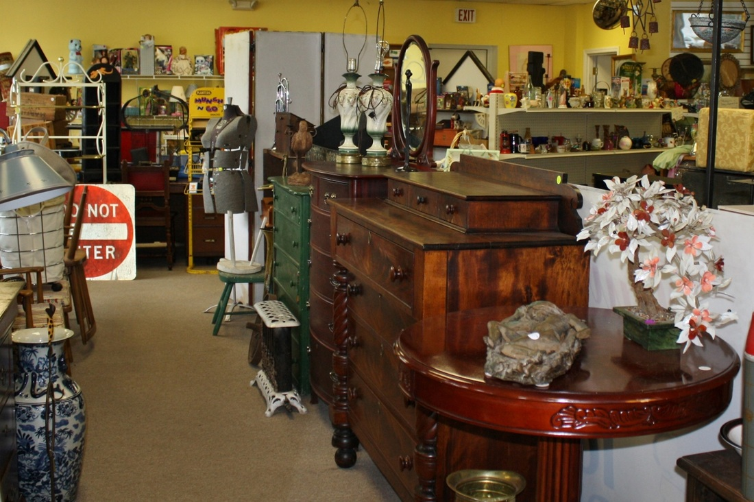 Hyde Park Consignments Home